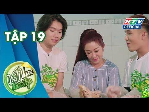VIỆT NAM TƯƠI ĐẸP 3 | Thoại Mỹ, Khả Như, Bắp Nấu Cháo Gà Cho Người Neo đơn | #19 FULL | 6/10/2019