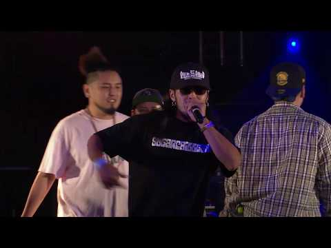 掌幻 vs MAKA vs TERA_Z vs BATTLE手裏剣/戦極MCBATTLE ROYALE 2018(10/21)