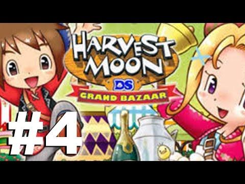 Harvest Moon: Grand Bazaar ~ SHE CHEATED! ~ EP4