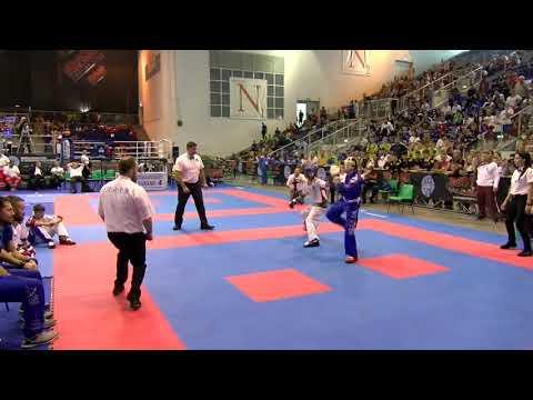 Italy v Hungary WAKO World Championships 2018