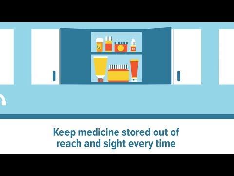 Simple Steps to Safe Medicine Storage - YouTube