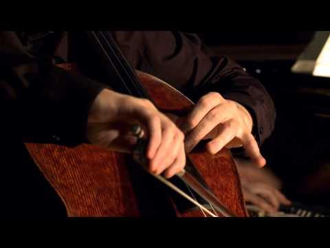 """Alexey Stadler, cello, Karina Sposobina, piano - D. Popper """"Elfentanz"""", op. 39"""