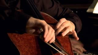 Alexey Stadler, cello, Karina Sposobina, piano - D. Popper