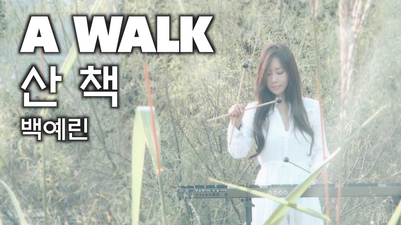 백예린 (Yerin Baek) - 산책 (A Walk) 마림바 커버 (Marimba Cover)