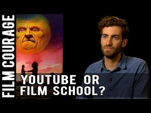 YouTube or Film School? by Dave McCary (Director of BRIGSBY BEAR)