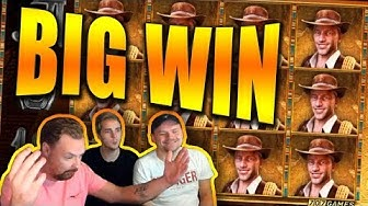 Big Win on Book Of Ra 6 Slot - Casino Stream Big Wins