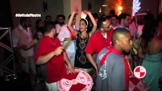 Casamento show bateria escola de samba no Pier 151 Ilha Bela - Apito de Mestre