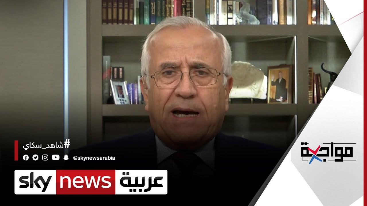 ميشال سليمان تعليقًا على تكليف ميقاتي: -المسار الدستوري غير مرتبط بأي تفاهم سابق- | #مواجهة  - نشر قبل 22 دقيقة