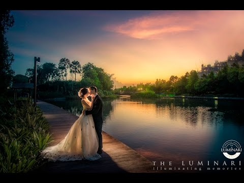 Julifin + MC Pre Wedding Photography Singapore