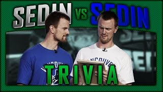 Sedin vs Sedin: Trivia (Season 2, Episode 2)