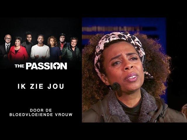 12. Ik Zie Jou  - Graziëlla Hunsel Rivero (The Passion 2018 - Amsterdam, De Bijlmer)