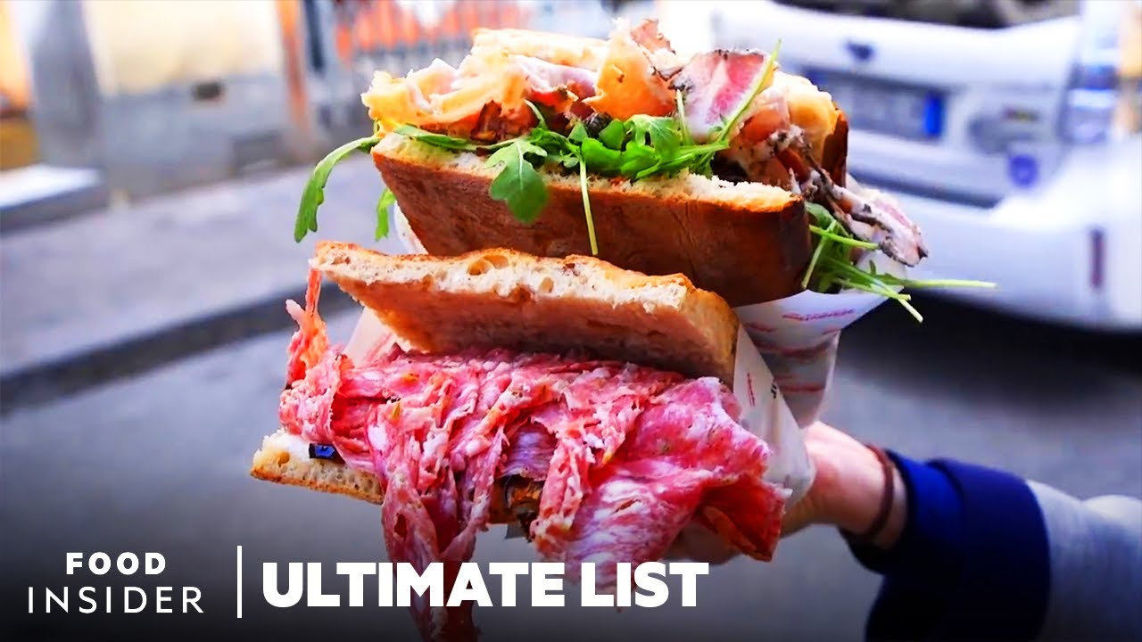 Download 28 Foods To Eat In Your Lifetime 2021 | Ultimate List
