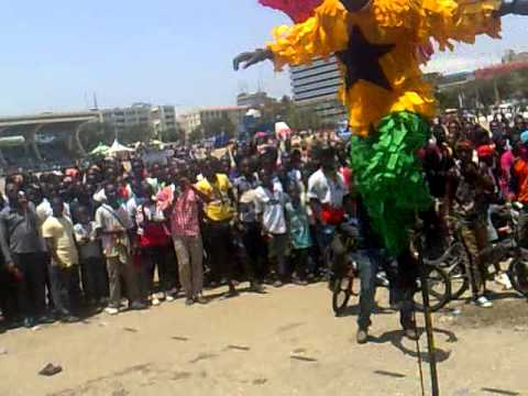 ABROKWAH KING OF BIKE (CIRCUS GHANA)NO1