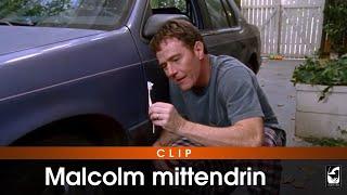 Malcolm mittendrin - Die Zahnpasta (Clip)