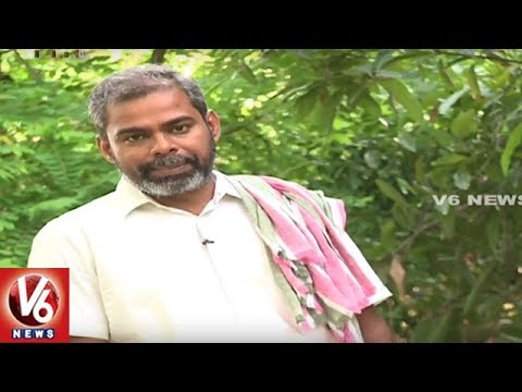 Success Story Of Agricultural Scientist Shyam Sundhar | Hyderabad | Sagubadi | V6 News