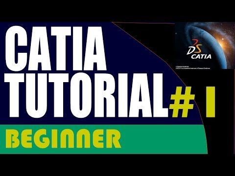 CATIA  Complete Learning TUTORIALS