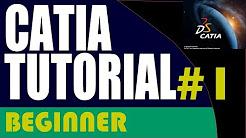 CATIA  Complete Learning TUTORIALS