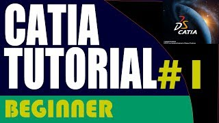 1-CATIA Beginner Tutorial: Interface- Units- AutoSave- WorkBenches- Options