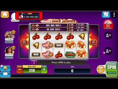 Huuuge Casino Free Chips Links
