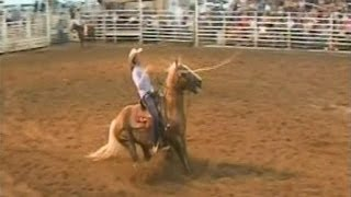 Breakaway Roping - 2013 Iowa Rodeo