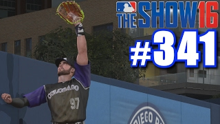 CAN I ROB A WALK-OFF?! | MLB The Show 16 | Road to the Show #341