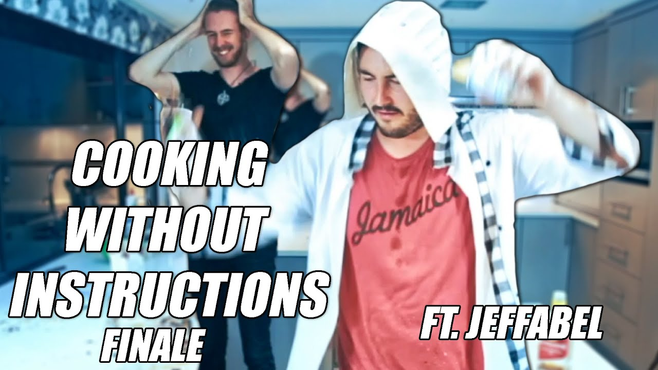Kitchen CHAOS with Jeffabel -- Cooking WITHOUT Instructions Season Finale
