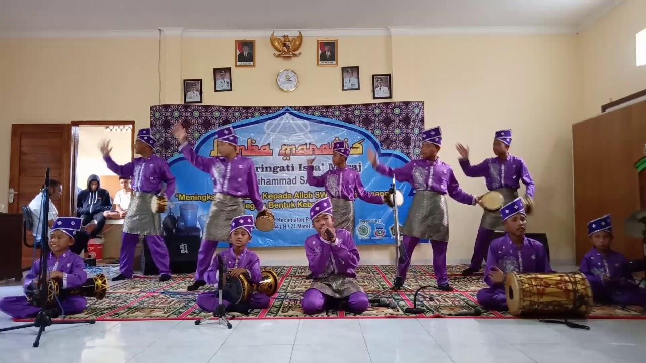 Festival Marawis Pasirwangi | HM Baitul Mu'minin Part 1