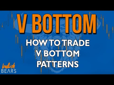 V Bottom Patterns - How to Find a V Bottom Pattern on Stock Charts