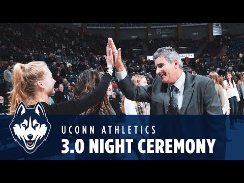 Husky Student-Athletes Honored on 3.0 Night