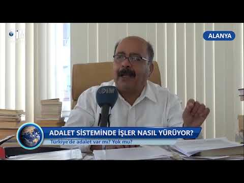 adalet sisteminde isler nasil yuruyor turkiye de adalet var mi yok mu haberler