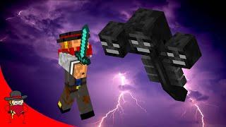 El Wither Misterioso | Minecraft | Mapa De Un Miarma