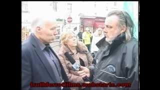 SEVEN DIALS ELM TREE COUNCILOR  Ken Norman speaks to Kenny Loyd of truthferretfilms
