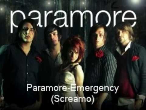 Paramore-Emergency(Screamo version)