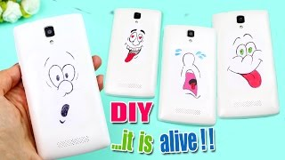 DIY PHONE DECOR in a Few MIN!!
