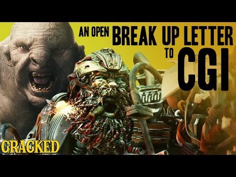 An Open Break Up Letter To CGI