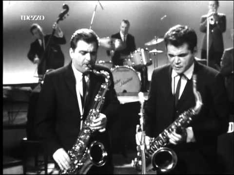 Woody Herman Live in England 1964.