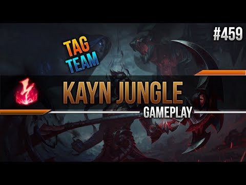 Kayn (Jungle): Tag Team #459 [League of Legends] [Deutsch / German]
