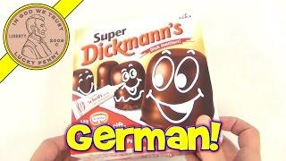 Super Dickmann's German Chocolate Marshmallow Desert Treats - Dicke Hingucker!