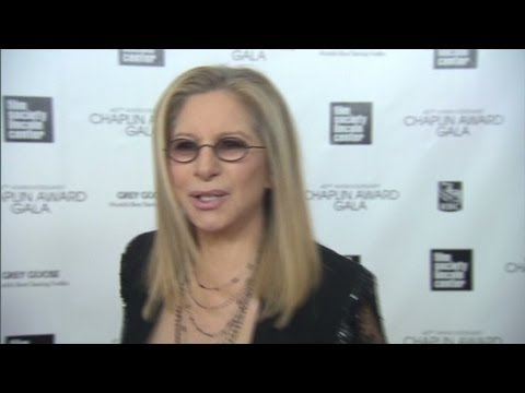 Streisand: Women haven't come far enough in Hollywood