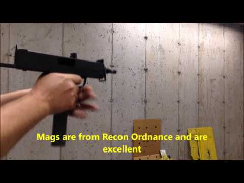 Revisiting the Cobray M11/9 Mac 11 Submachine gun Full auto jeff shoots stuff