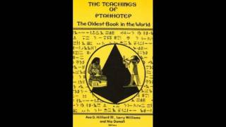 Ptahhotep: The Teachings of Ptahhotep Audiobook