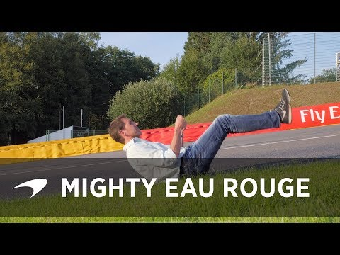 Belgian Grand Prix: the mighty Eau Rouge