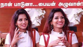 Dance Jodi Dance Anandhi fun talk