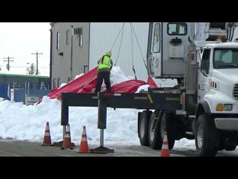 Oregon Winter Storm (3/3): Emergency Snow Removal