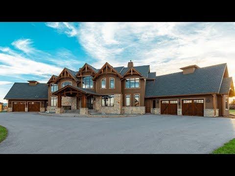 243019 Morgans Road - Calgary, Alberta : Springbank Luxury For Sale