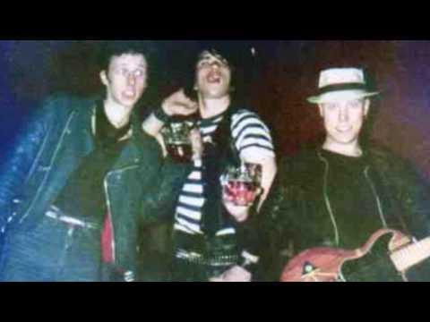 Victim -  'Trademark World' (Belfast punk)
