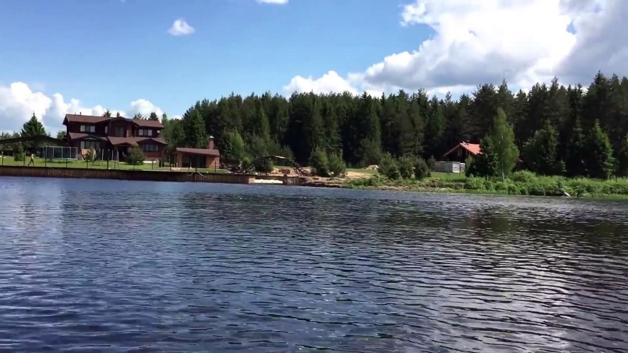Земельный участок на берегу реки для фамильного особняка - YouTube