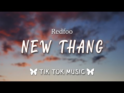 Redfoo - New Thang (TikTok Remix) (Lyrics) if you see this you should do my dance