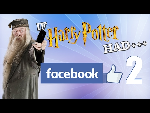 IF HARRY POTTER HAD FACEBOOK 2