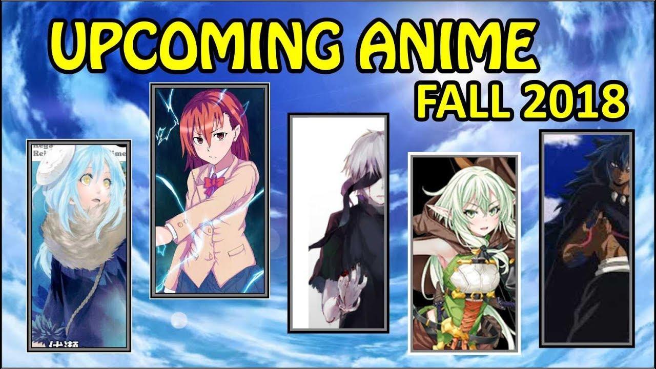Rekomendasi Anime Yang Tayang Fall 2018